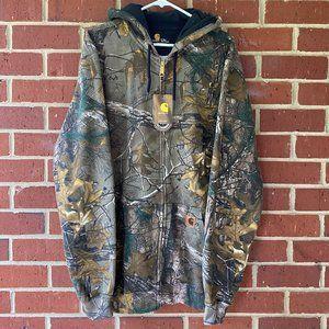 Carhartt Realtree Camo Sweatshirt
